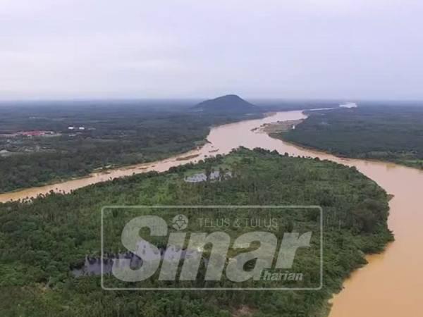 Tahap pencemaran Sungai Kelantan membimbangkan